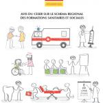 Occitanie - CESER - Assemblée Plénière - formations sanitaires et sociales