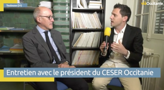 Interview Chauzy - via Occitanie