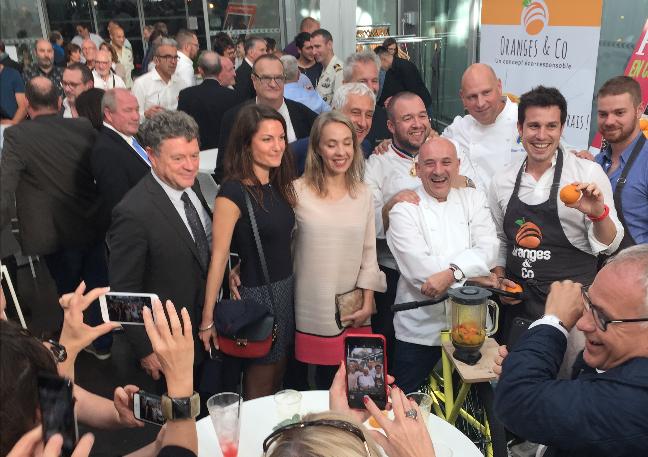 Le Grand Marché – MIN Toulouse a rendu hommage aux cuisiniers de la République française