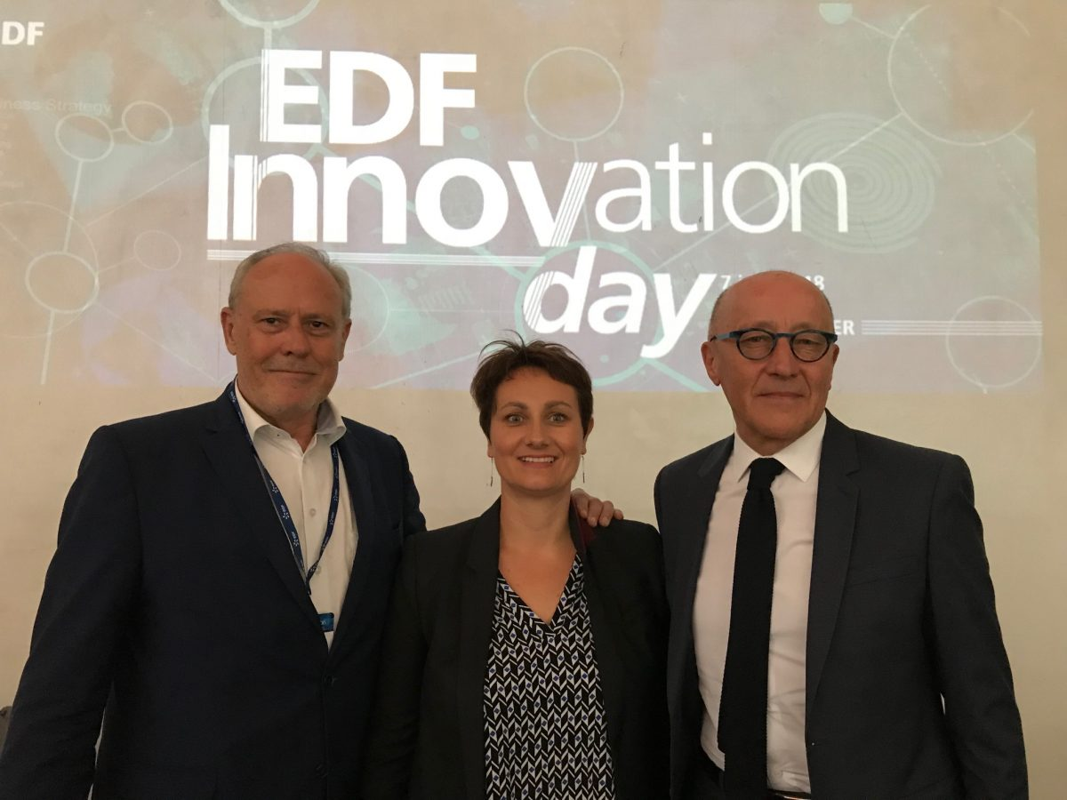 EDF Innovation Day à Montpellier