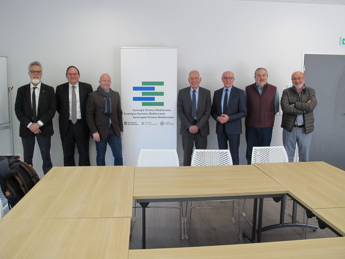 Le CESER Occitanie rencontre ses homologues des Baléares et de la Catalogne lors de la Rencontre de l'Eurorégion le 21/03/2019 à Perpignan